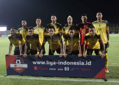 BP vs Persija 1