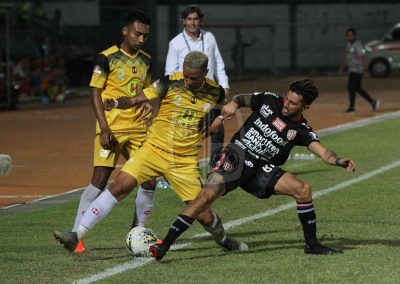 Master BP vs Bali United 4