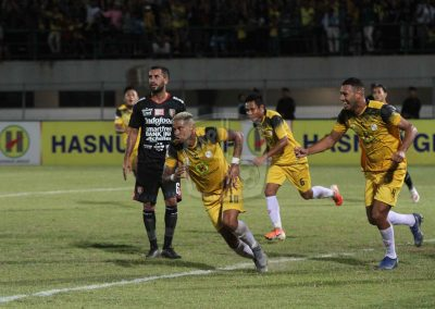 Master BP vs Bali United 5