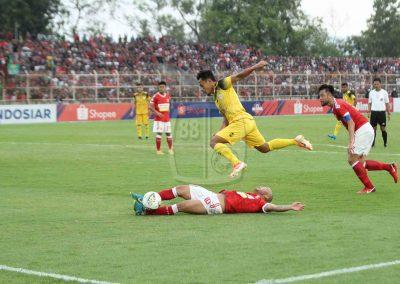Master Badak Lampung vs BP 1