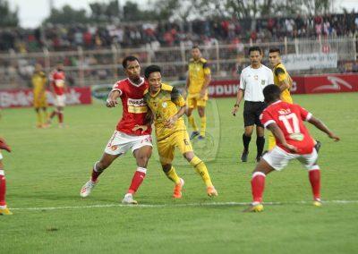 Master Badak Lampung vs BP 3