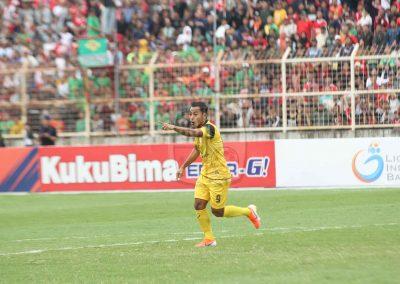 Master Badak Lampung vs BP 4