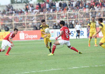 Master Badak Lampung vs BP 5