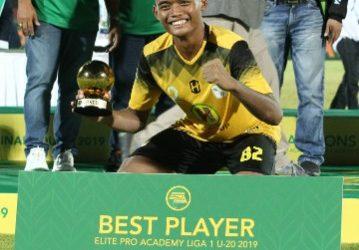 Penuhi Nazar, Yuswanto Jadi Pemain Terbaik